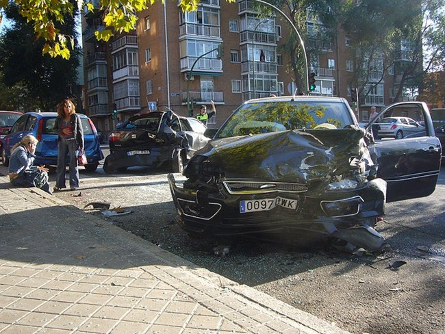 Accidente por Heart Industry
