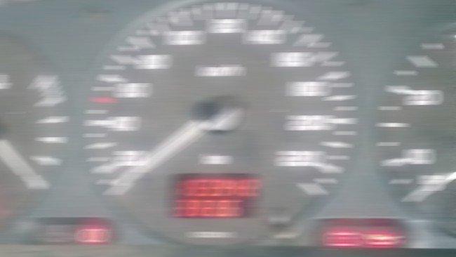 El cuentakilómetros de mi coche marcando menos de 100000km es apenas un recuerdo borroso