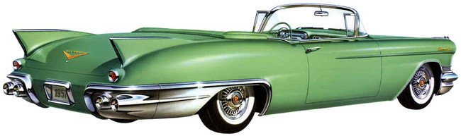 Cadillac El Dorado Biarritz (1957)