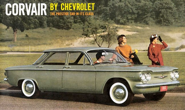 Chevrolet Corvair (1960)