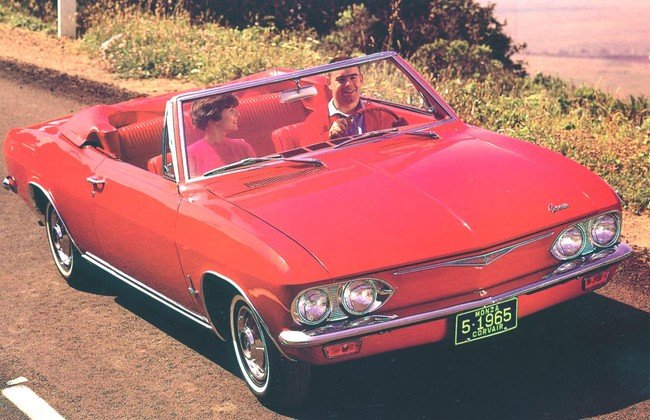 Chevrolet Corvair (1965)