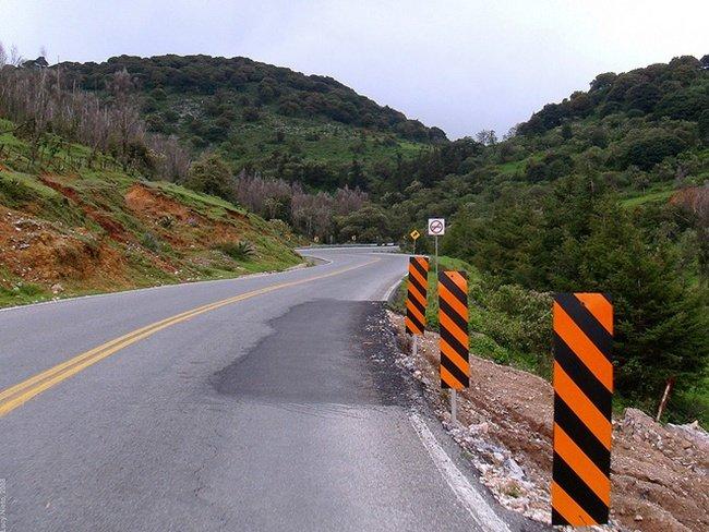 carretera vieja