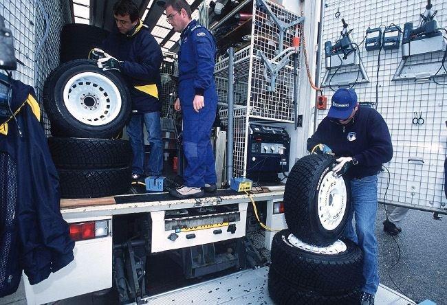 Michelin en WRC