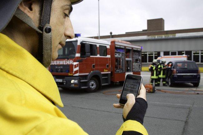 Fichas de rescate para bomberos