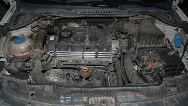 Vano motor Seat Ibiza