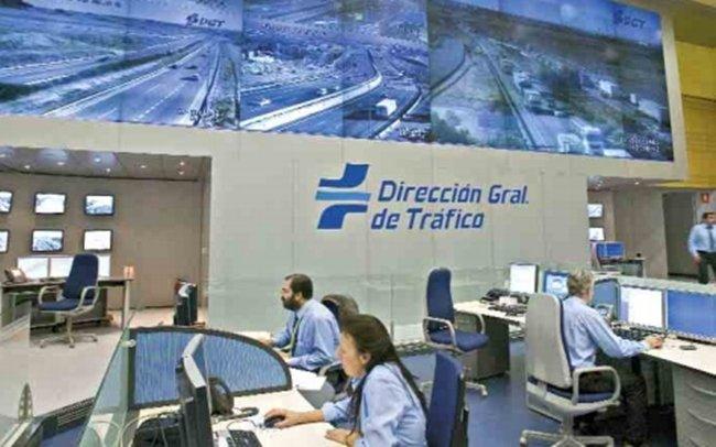 Centro de Control de Tráfico