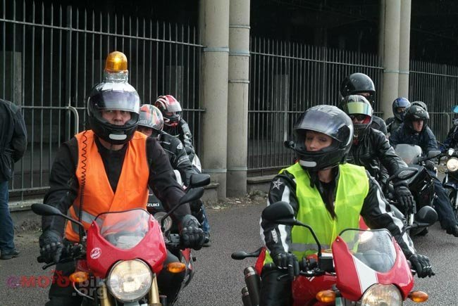 Protesta francesa