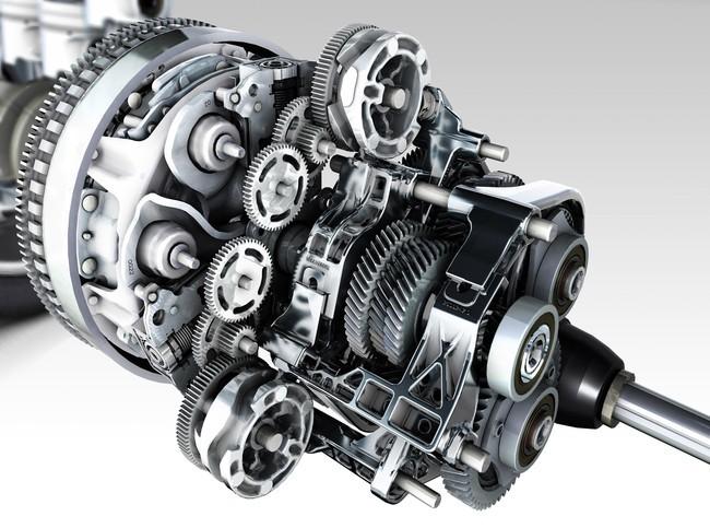 Transmisión automática Renault EDC