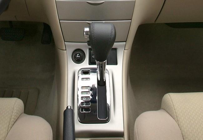Cambio automático en Toyota Corolla 2004