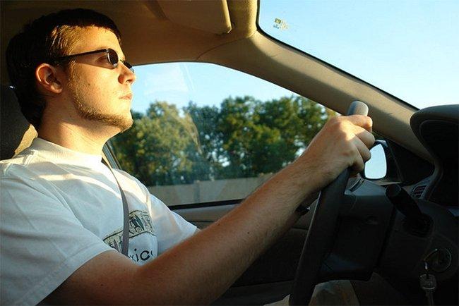 Conduciendo por Daniel Dionne