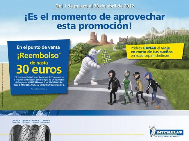 Michelin Road Trip