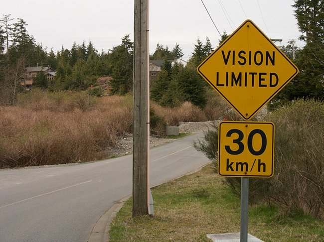 Vision limited Por Sam Beebe, Ecotrust