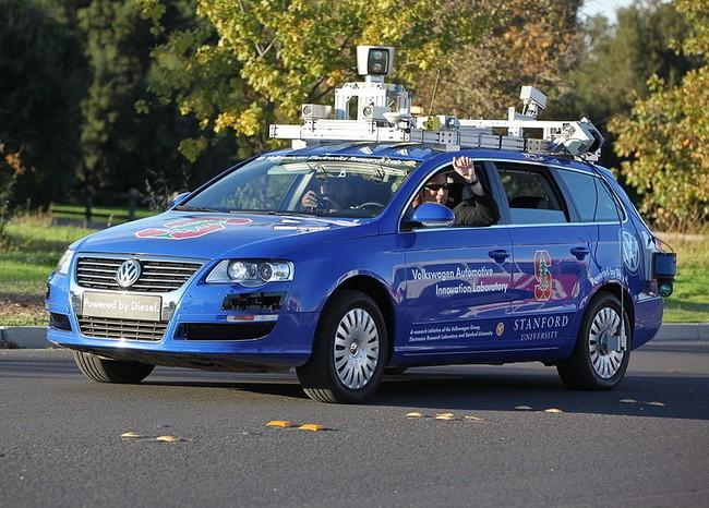 Conducción autónoma de Stanford