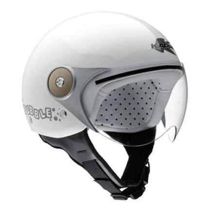 Casco semi jet