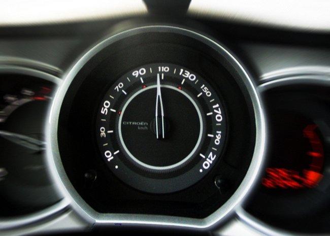 110 km/h por Amio Cajander