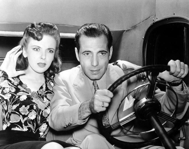 Bogart en auge