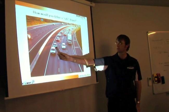 CAMS Ignition: formación vial en el aula