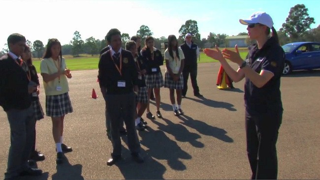 CAMS Ignition: formación vial en Australia