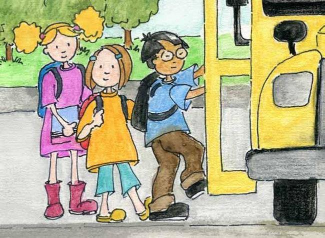 Subir al autobús