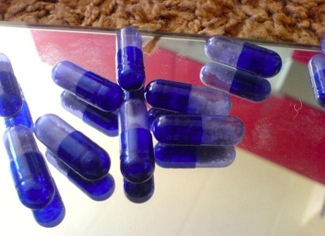 Cápsulas MDMA