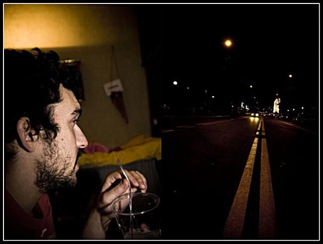 Alcohol y carretera