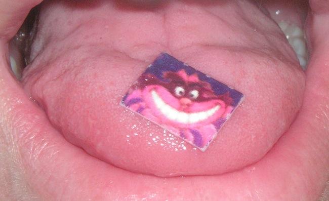 LSD lengua