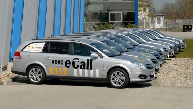 eCall, llamada autónoma de emergencia al 112