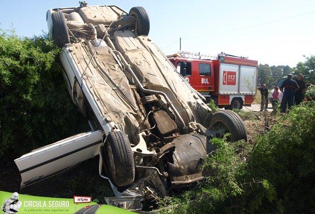 Siniestro vial, también llamado accidente de tráfico