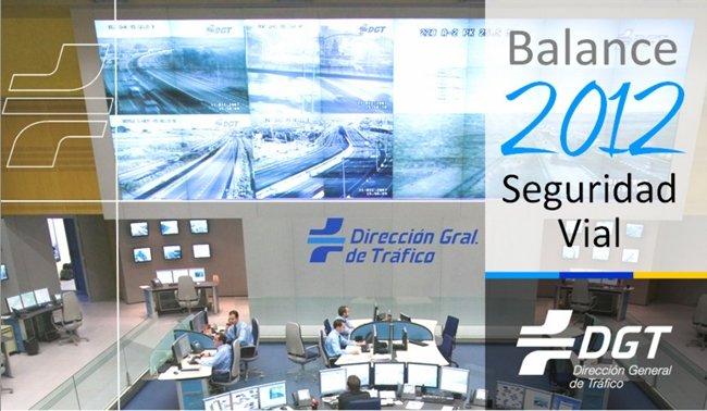 balance seguridad vial 2012