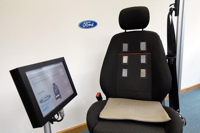 ECG Seat de Ford