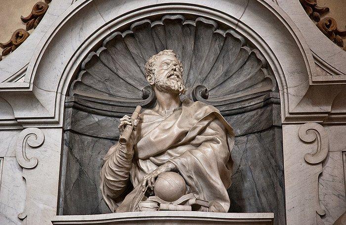 """Aunque recibe el nombre de """"Primera Ley de Newton"""", Galileo Galilei fue el primero en proponer el principio de inercia."""