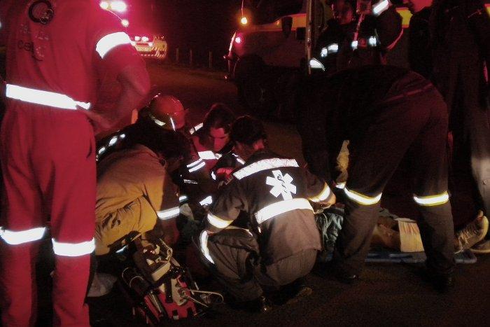 Cómo mata un accidente (4): clasificación del politraumatismo en carretera