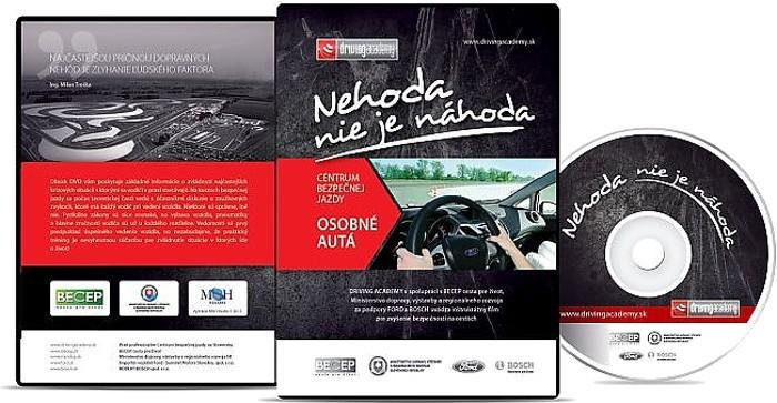 Seguridad Vial en Eslovaquia - DVD