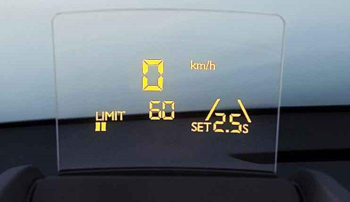 Peugeot3008HUD