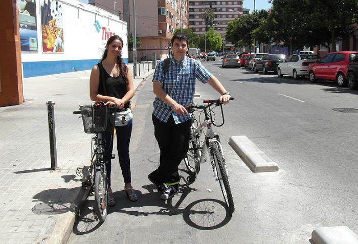 Cristina Medina y Sergio Torres