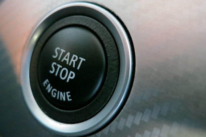 Cómo conducir con stop-start