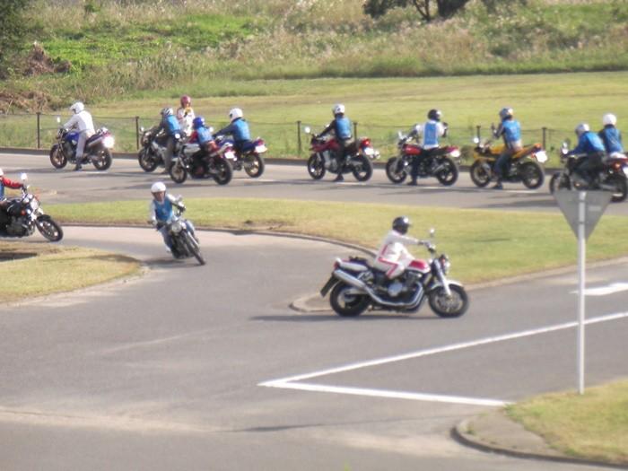 Cursos de conducción de motocicletas