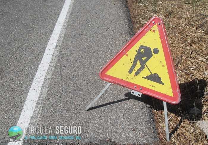 peligro obras