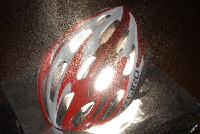 casco en bici