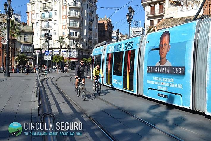 Aumentan los usuarios que utilizan la bicicleta para sus desplazamientos