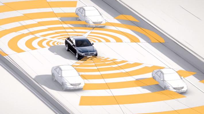 tecnología coche conectado