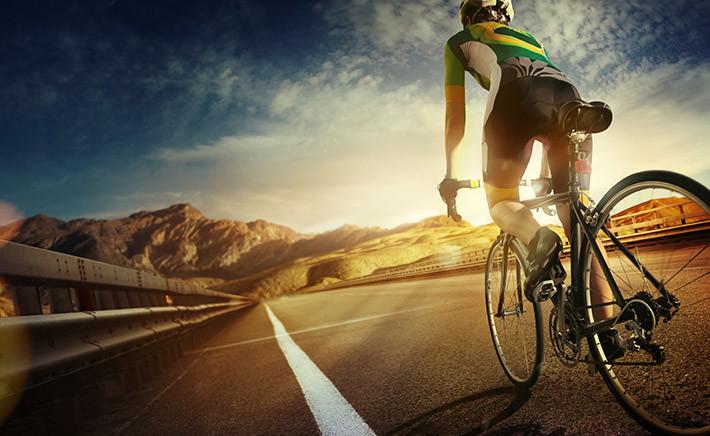 Rutas seguras para ciclistas