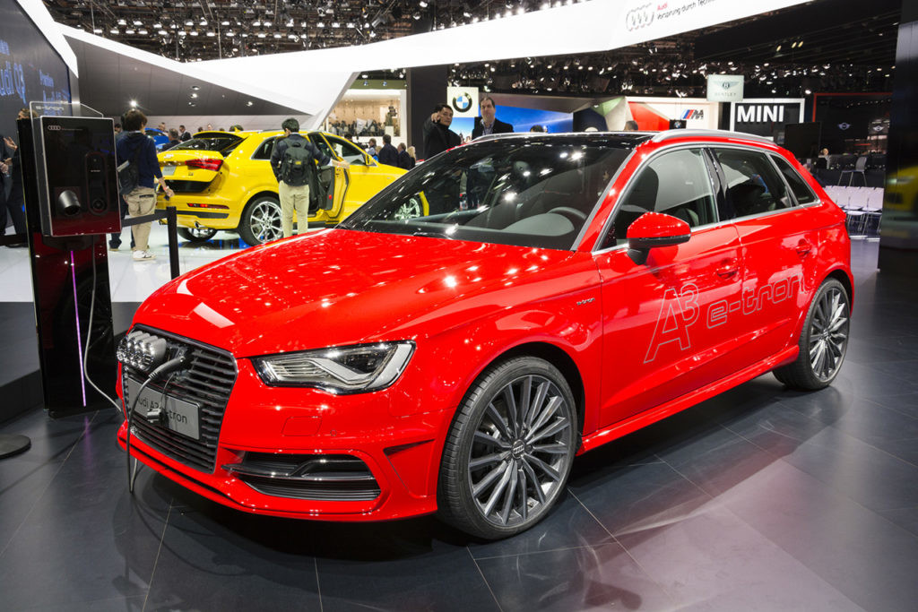 North American International Auto Show 2015