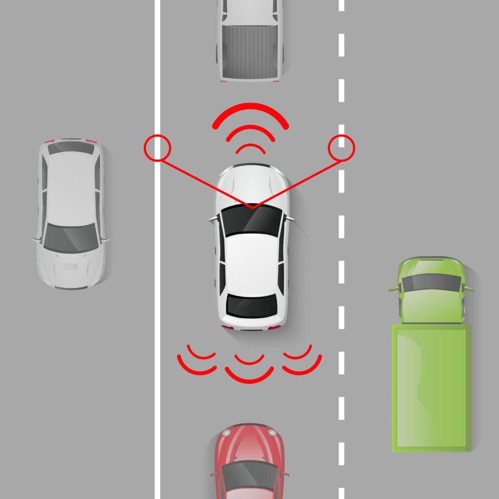 coche autonómo