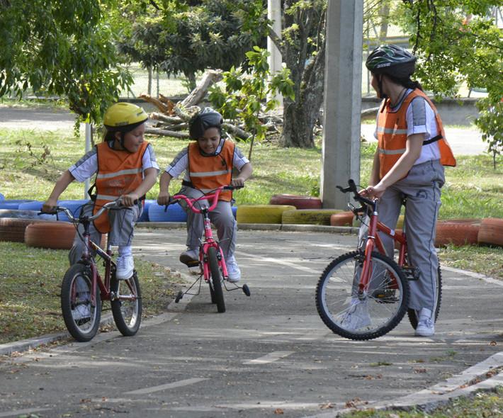 Cómo ir en bici