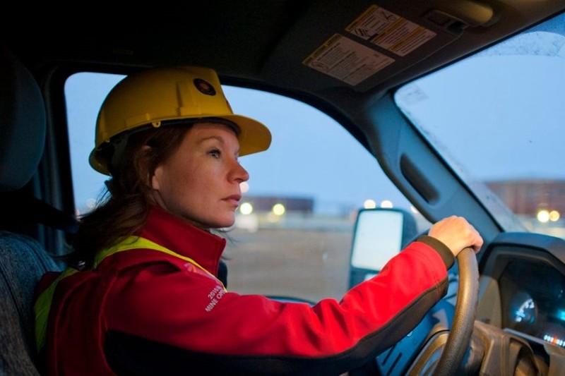 Una de las empresas con mayor número de desplazamientos en misión son las de obra pública