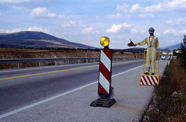 mantenimiento carretera española