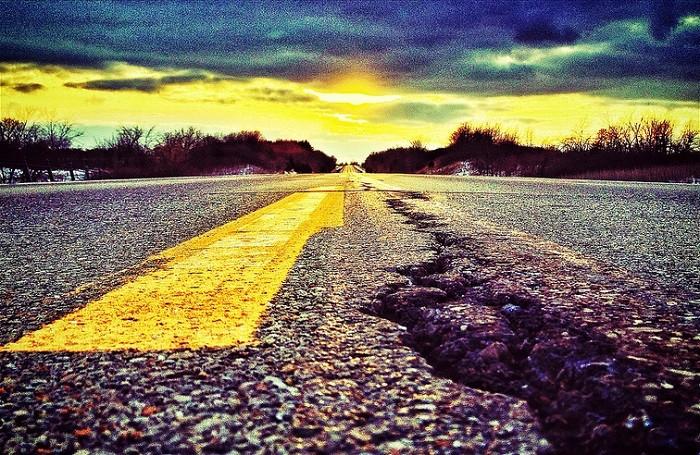 Manutenção das estradas