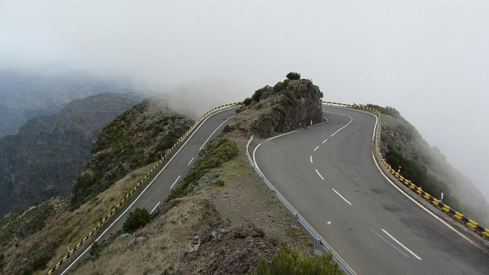 Madeira curva