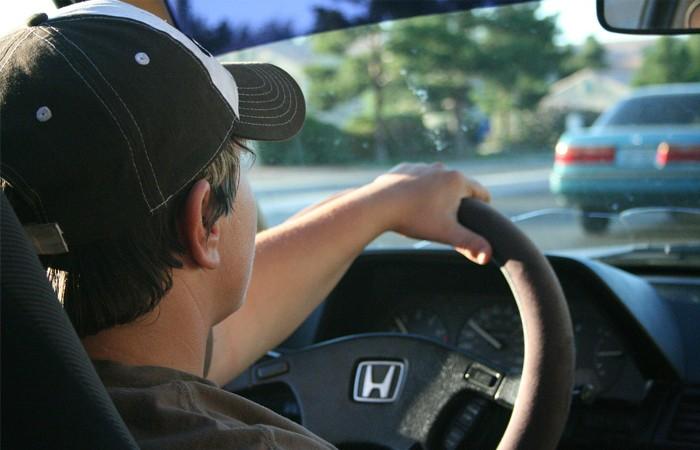 drivieng playstation